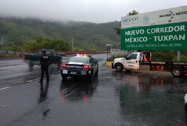 ¡Alerta por Franklin en Puebla! Llegará Protección Civil Nacional