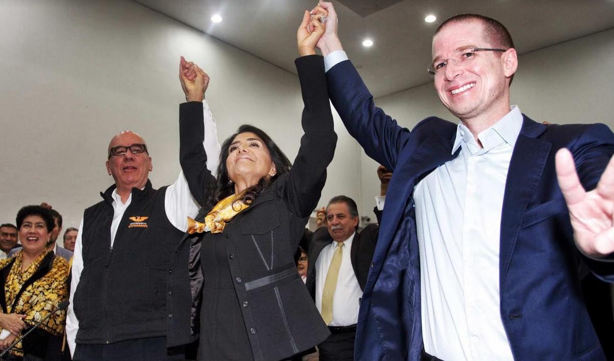 Va PRD con Mancera para encabezar Frente Ciudadano