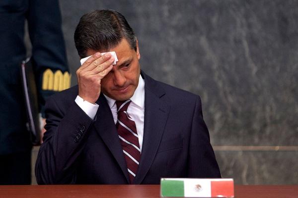 Peña Nieto ofrece mensaje a la nación por Quinto Informe