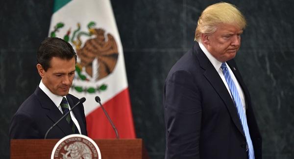 México no depende de los Estados Unidos — EPN